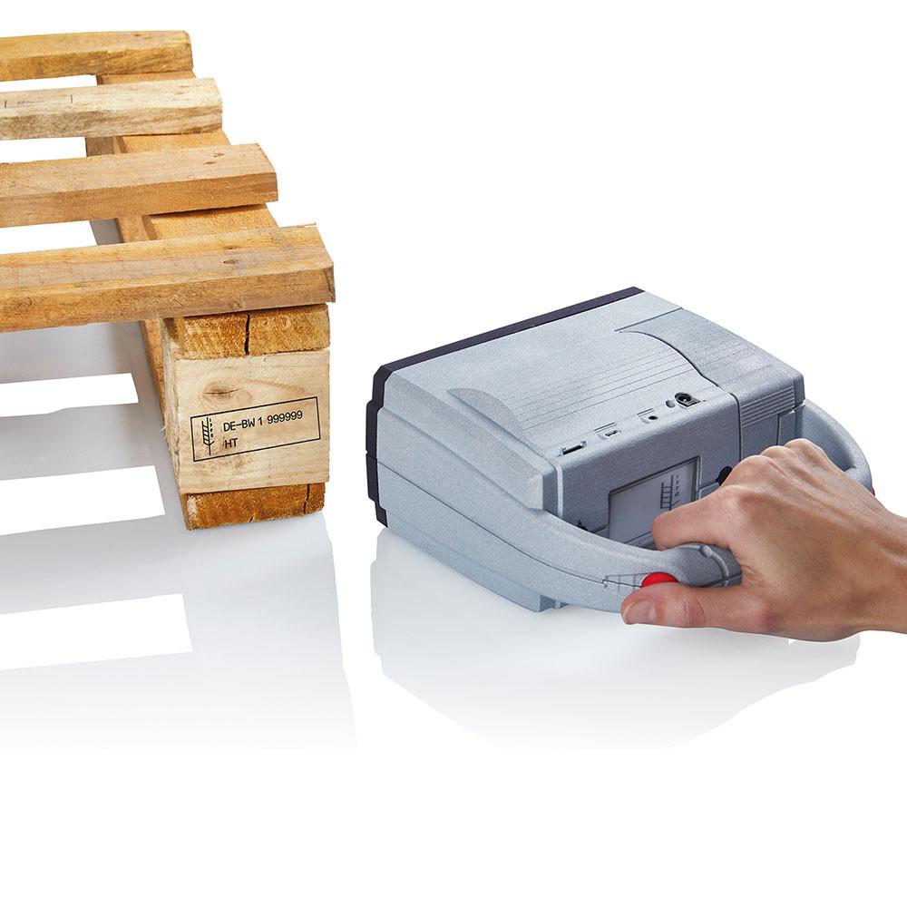 Reiner 1025 Druck auf Holz IPPC